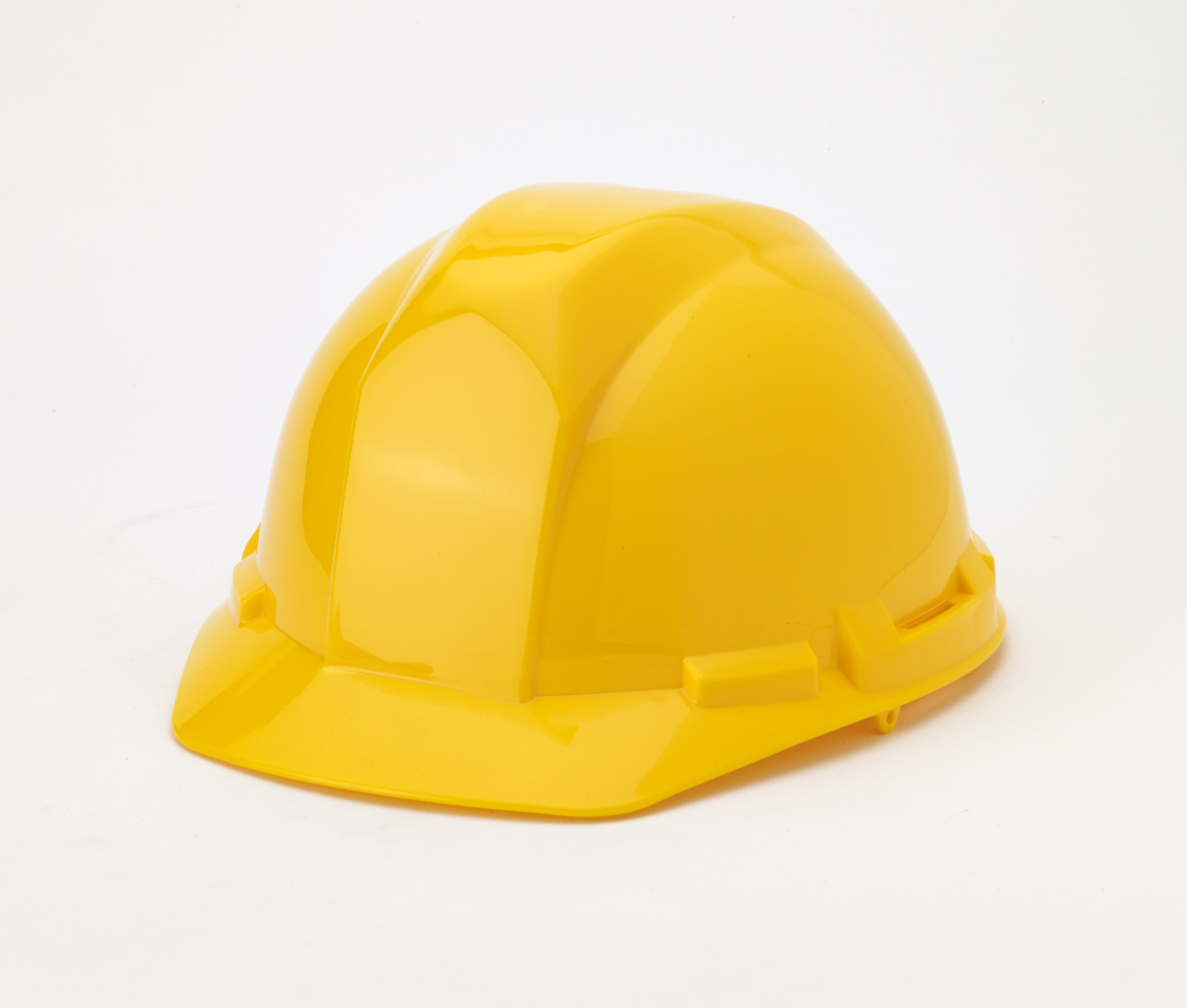 M50200-41, Polyethylene 4-Point Ratchet Suspension Hard Hat, Yellow, Mutual Industries