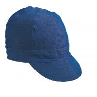 00045-00000-7375, Kromer Blue Denim Style Welder Cap, Cotton, Length 5, Width 6, Mega Safety Mart