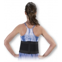 6 Back- Rite Support -Black