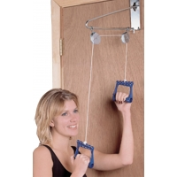 Cervical Overdoor Pulley Set
