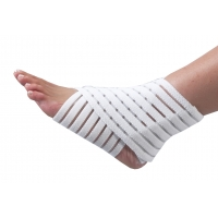 Segmented Ankle Wrap
