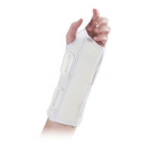 8 in Universal Wrist Splint - Right -Whte