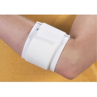 Tennis Elbow Support -White