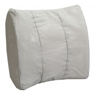 Lumbar Cushion Pillow Grey