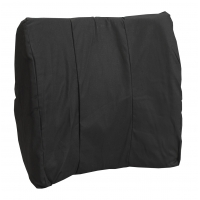 Lumbar Cushion Pillow Black