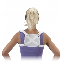 Clavicle Support (Basic) -White