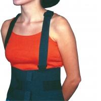 1010140-103, 9 Occu-Rite Industrial Support - Black, Large, Mega Safety Mart