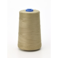 Matching Thread, Khaki, 6,000 yard spools