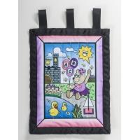 1234-19, Wall Hanging kit, Girl Bear 26
