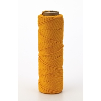Nylon Mason Twine, 1 lb. Twisted, 18 x 1090 ft., Glo Yellow (Pack of 4)