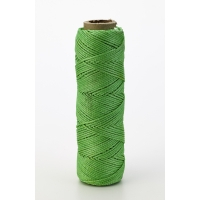 Nylon Mason Twine, 1/4 lb. Twisted, 18 x 275 ft., Green (Pack of 6)