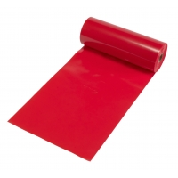 Tear-Off Danger Flags, Plain, 16 in X 16 in X 1200 ft
