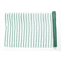 Warning Barrier Fence, 4 ft. x 50 ft., Green