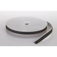 152-91-750, Pressure Sensitive Hook Fastening Tape Roll, 25 yds Length x 4 Width, Black, Mega Safety Mart
