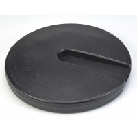 Mutual Industries 1538-0-0 1538 Radon Vented Sump Lid