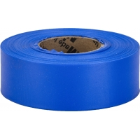 Flagging Tape Ultra Glo, Blue (Pack of 12)