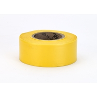 16002-41-1875, Flagging Tape, Ultra Standard, Yellow (Pack of 12), Mega Safety Mart