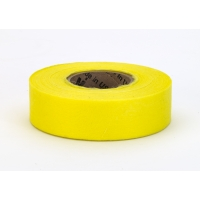 Biodegradable Flagging Tape, 1' x 100', Yellow