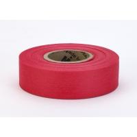 Biodegradable Flagging Tape, 1' x 100', Red