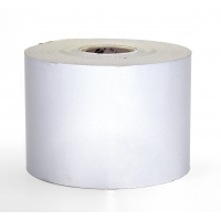Engineering Grade Retro Reflective Adhesive Tape, 50 yds Length x 4' Width, White