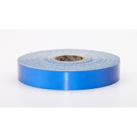 Engineering Grade Retro Reflective Adhesive Tape, 50 yds Length x 1' Width, Blue