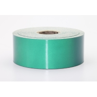 Engineering Grade Retro Reflective Adhesive Tape, 50 yds Length x 2' Width, Green