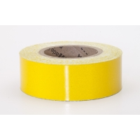 17786-4110-4000, Engineering Grade Retro Reflective Adhesive Tape, 10 yds Length x 4 Width, Yellow, Mega Safety Mart