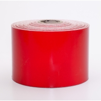 Engineering Grade Retro Reflective Adhesive Tape, 10 yds Length x 4' Width, Red