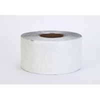 Engineering Grade Foil Backed Pavement Marking Adhesive Tape, 50 yds Length x 4' Width, White