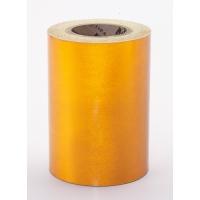 17794-453-6000, High Intensity Grade Reflective Barrel Adhesive Tape, 50 yds Length x 6 Width, Orange, Mega Safety Mart