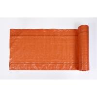 1845-33-36, MISF 1845 Polyethylene Silt Fence Fabric, 100' Length x 36 Width, Orange, Mega Safety Mart