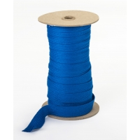 Acrylic awning braid, 3/4', 50 yds, Pacific Blue