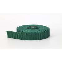 2020-509-1-10, Polypropylene webbing, 1 Wide, 10 yds, Kelly, Mega Safety Mart