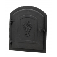 DO Cast Iron Dutch Oven Door