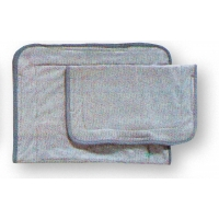 All Terry Standard Moist Heat Pack Standard, Blue