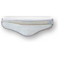 Moist Heat Pack Foam Filled Cervical, Grey