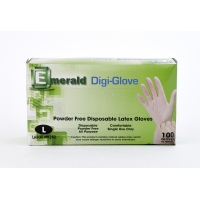 Latex Gloves, Medium (Pack of 1000)