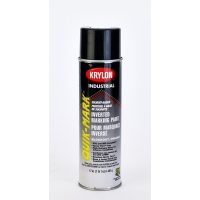 Krylon Inverted Marking Paint, 20 oz, 12 PK, S03550V-Asphalt Blk