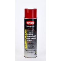 Krylon Inverted Marking Paint, 20 oz, 12 PK, S03611V-Apwa Red