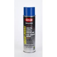 3621-25, Krylon Inverted Marking Paint, 20 oz, 12 PK, S03621V-Apwa Blue, Mega Safety Mart
