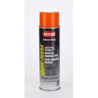 Krylon Inverted Marking Paint, 20 oz, 12 PK, S03731V-Bright Orange