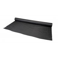 NW40 Non Woven Geotextile Polypropylene Fabric, 105 lbs Grab Tensile Strength, 300' Length x 12-1/2' Width