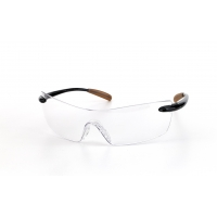 Mantaray Safety Glasses, Clear (Pack of 12)