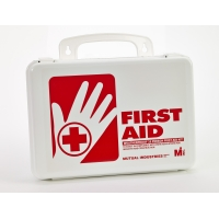 25 Person Weatherproof First Aid Kit