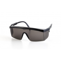 Marlin Glasses, Black Frame, Grey Lens (Pack of 12)