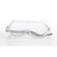 Perforated Safety Goggles (Pack of 12)