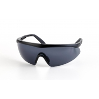 Shark Glasses, Black Frame, Grey Lens (Pack of 12)