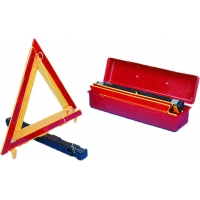 Traffic Safety Warning 3 Piece Emergency Triangle Kit