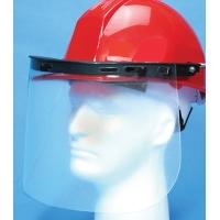 50511, Hard Hat Plastic Face Shield, Mega Safety Mart
