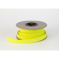 Reflective Cord Piping, .5' Wide, 5 yds, Yellow